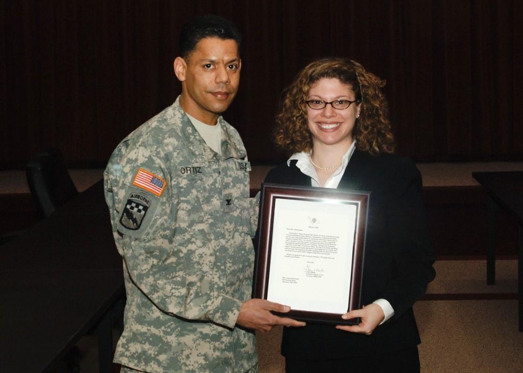 APG Federal Women's Program, March 3, 2010