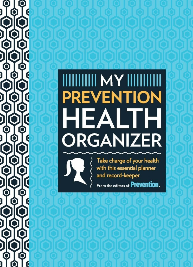 My Prevention Health Organizer out now!