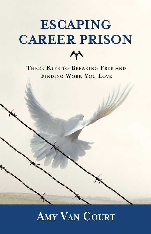 Client Success Story: Escaping Career Prison Breaks Out With Self-Publishing