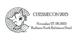 Harrison to Liven Writing Panels at Chessiecon – November 2015