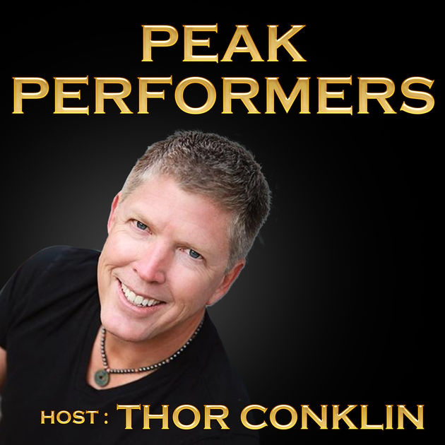 A 3-Part Peak Performance On Book Writing — Peak Performers Podcast, 2017